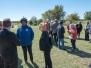 Mayor & Shell signing at Willow Waterhole, Oct. 2019