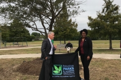 Perkins Memorial Tree Dedication
