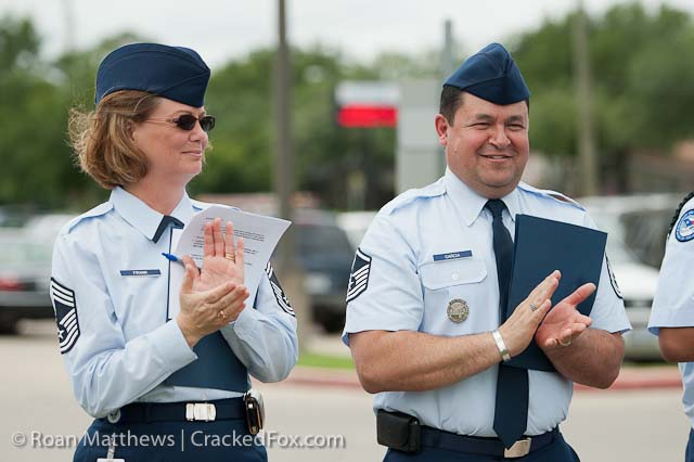 Westbury High ROTC Leaders