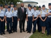 Al Green and Westbury JROTC