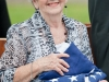 Rita Woodward Flag Dedication
