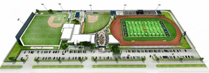 Westbury_Christian_School_Athletic_Complex