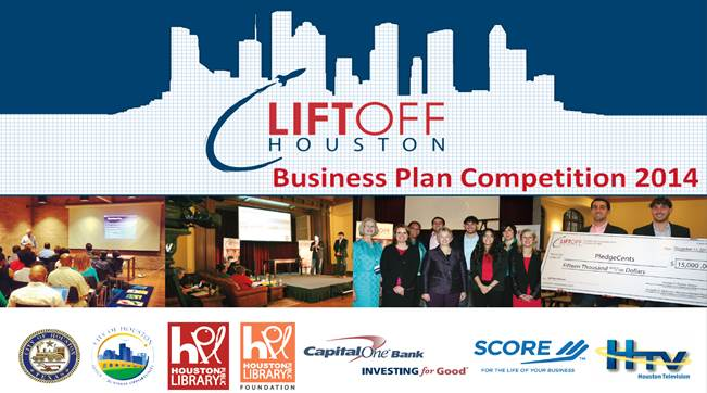 2014_Liftoff_Houston_Business_Plan_Competition