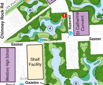 Willow Waterhole Map