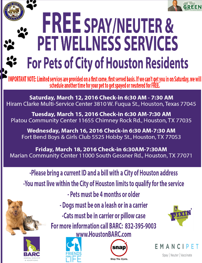 Pet Wellness Service