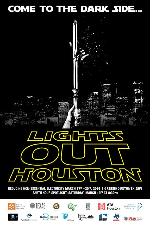 lights out houston