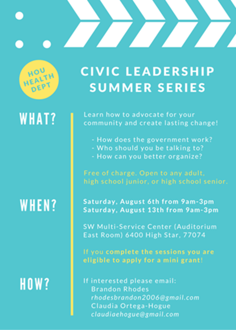 Civic Leadership