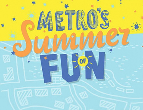 METRO is again offering FREE rides for students the for the summer