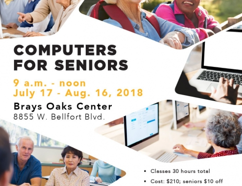HCC: Computers for Seniors