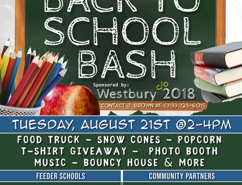 Westbury High School: 2nd Annual Back to School Bash