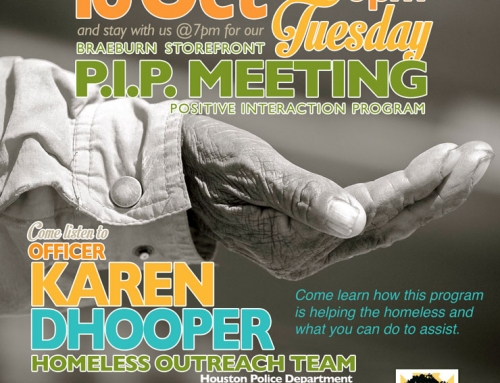 Citizens Advisory Council and PIP Meeting, Oct. 16