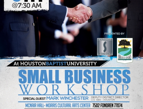 Small Business Administration Workshop – Nov 8th The business of helping your business!