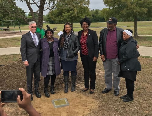 Late Donald R. Perkins honored with Memorial Tree Dedication