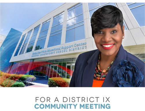 HISD Town Hall Meeting, Tuesday Dec. 11, 2018