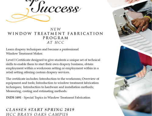 HCC: Sewing for Success