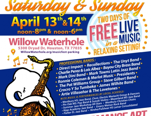 Willow Waterhole 2019, April 13 & 14