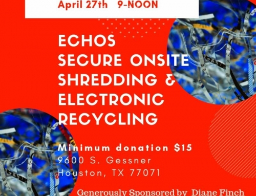 ECHOS Upcoming Events
