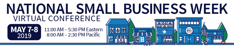 2019 National Small Business Week Virtual Conference - Brays