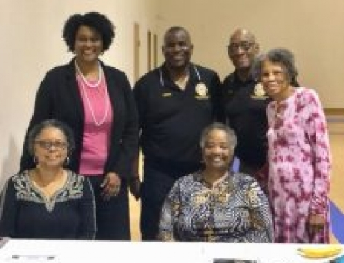 District K Newsletter – May 2019