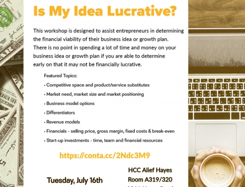 HCC: Is My Idea Lucrative?