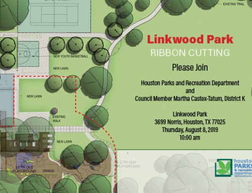 Linkwood Park Ribbon Cutting