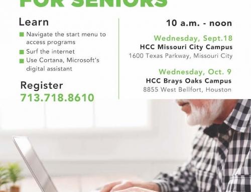 HCC Brays Oaks Program Offerings