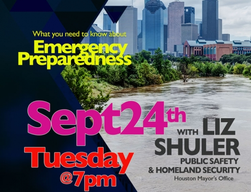 Southwest P.I.P. Meeting: What you need to know about emergency preparedness