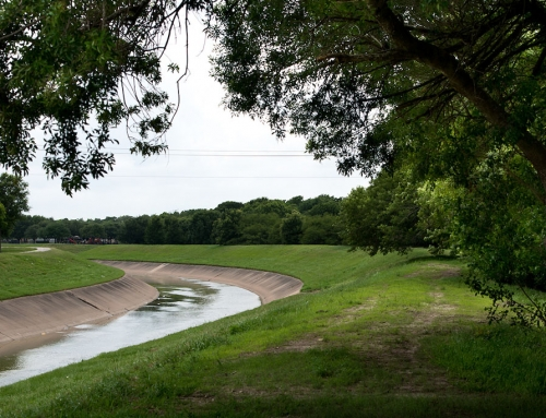 Brays Bayou Association Meeting, Oct. 21