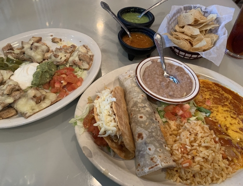 Teo is the Place for Great Mexican Food!