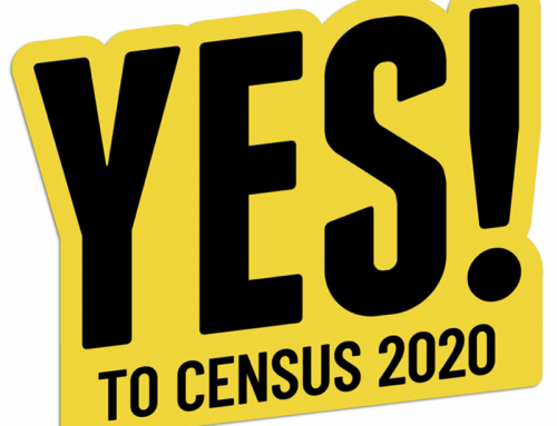 Shaping Our Future: YES! to Census 2020