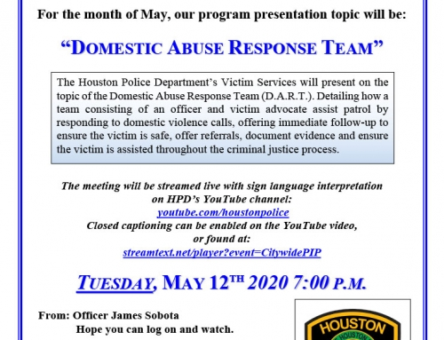 Chief's Citywide P.I.P. Meeting