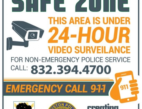 Brays Oaks Management District Establishes 'Safe Zone' Location for e-Commerce