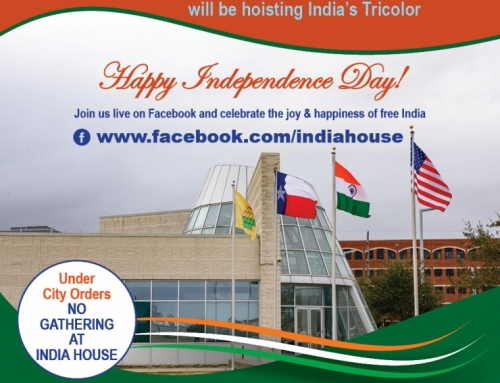 Virtual Celebration of India's 74th Independence Day, Aug 15