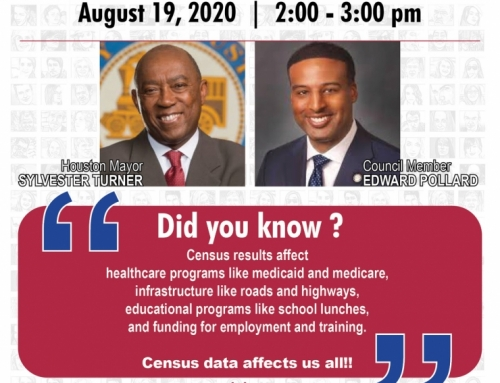 India House hosts Census Webinar with Mayor Turner on Aug. 19