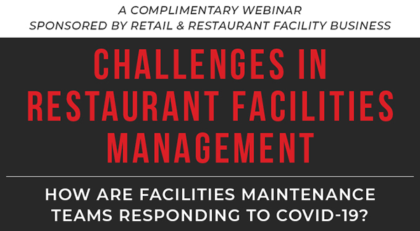 Webinar Replay: Challenges in Restaurant Facilities Management