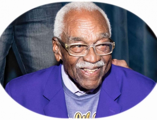 Ira B. Scott, beloved educator and oldest living member of Omega Psi Phi fraternity dies at 103