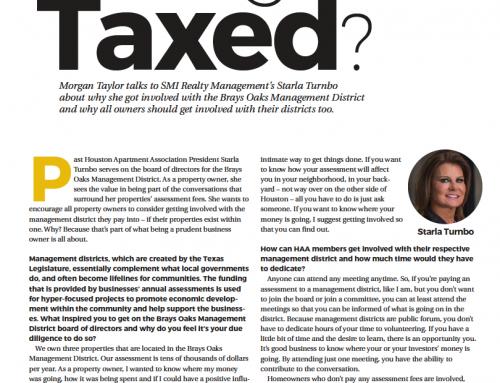 Feeling taxed?