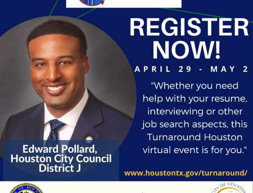 District J: Turnaround Houston Job & Readiness Fair