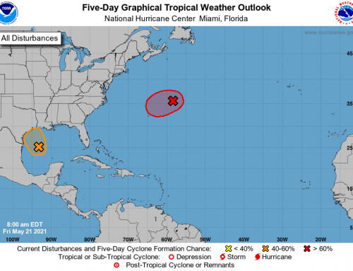 Ready Harris Alerts: Tropical Weather Threat in Gulf of Mexico
