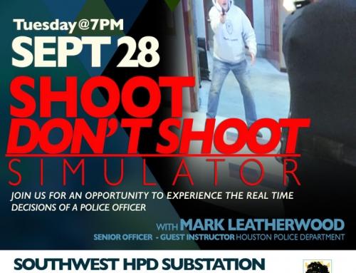 Southwest P.I.P. Meeting, Sept. 28