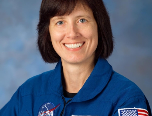 New Library Named After NASA Astronaut Dr. Shannon Walker
