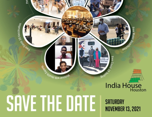 Save The Date: 18th Annual India House Gala, Saturday, Nov. 13