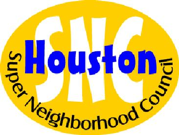 Houston Super Neighborhood Council Logo